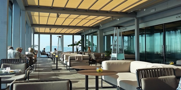 TERRAZA HOTEL MELIA SKY VINTAGE CONCEPT BARCELONA